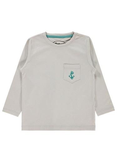 Cvl Cvl Erkek Çocuk Sweatshirt 2-5 Yaş Ekru Cvl Erkek Çocuk Sweatshirt 2-5 Yaş Ekru Ekru